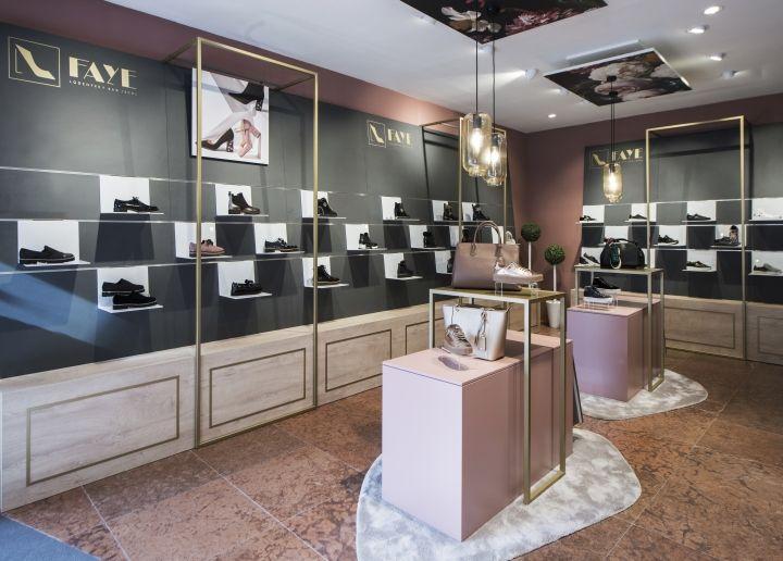 Philipp plein boutique st petersburg store design client project kiyonna clothing pinterest store design store and retail store design