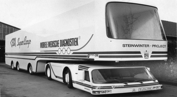 Tento supersport mezi tahači měl přepsat historii kamionů, nezměnil nic - 11 -