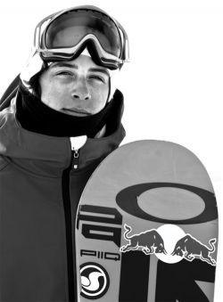 Mark Mcmorris. Snowboarder.