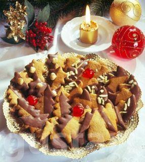 Receptek Lajos Mari konyhájából - Csokoládés mézesfigurák