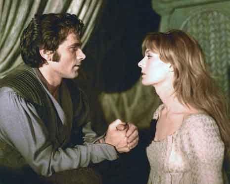 Franco Nero e Vanessa Redgrave a Ballando con le stelle