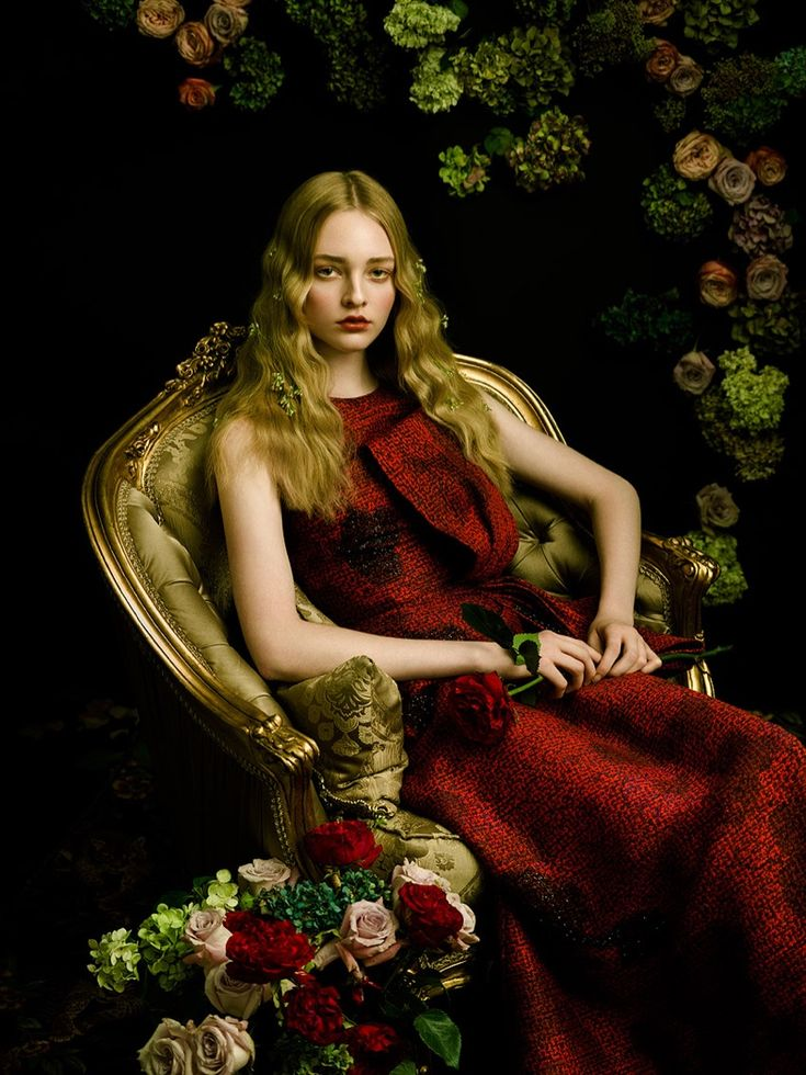 Model Olivia Hamilton graces the pages of Harper's Bazaar Vietnam's October 2017 issue. Photographed by Jingna Zhang, the blonde beauty poses in elegant dresses designs by Phuong My. My also styles the shoot which features floral arrangements courtesy of Eriko Nagata. Olivia charms in sculptural shapes and a vibrant color palette.