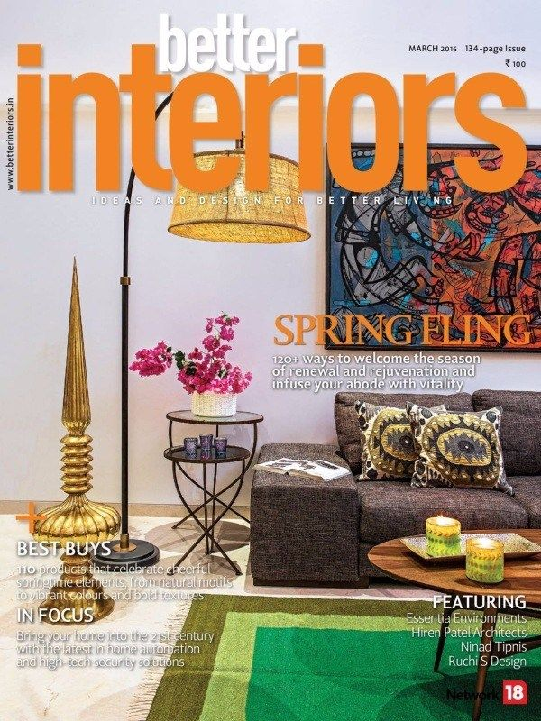 Better Interiors March 2016 Spring Fling