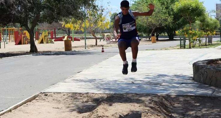Thiago Caffé disputar mundial de Salto em Altura - Emerson Rocha