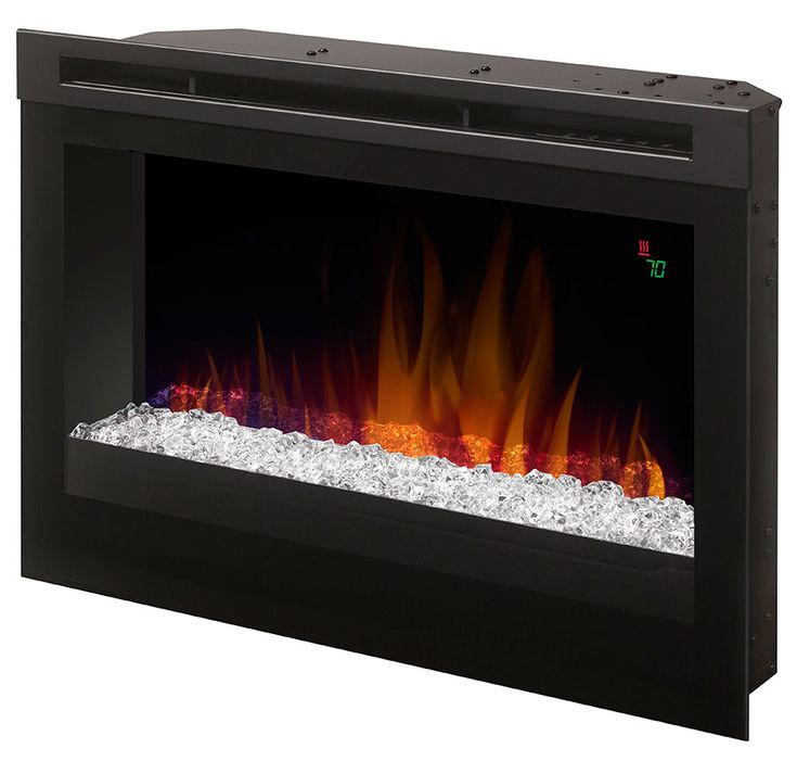 Best 25 contemporary electric fireplace ideas on pinterest electric wall fires modern - Contemporary electric fireplace insert accessories ...