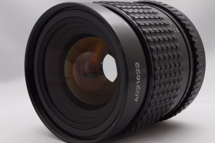 【Near Mint】SMC Pentax A 645 45mm F/2.8 Wide Angle Lens for 645N 645NII  Japan #PENTAX