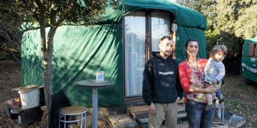Un couple poursuivi pour avoir installé une yourte sur leur terrain agricole
