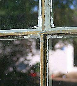 Reglazing windows - how I will be spending part of my summer!
