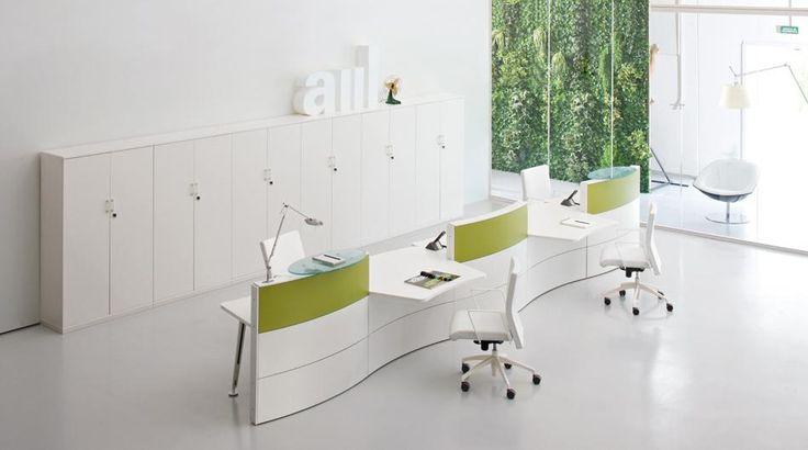 RECEPTION: Onda  Product design ambostudio