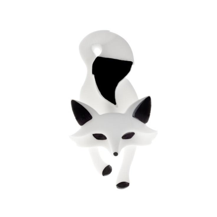 Felix the Fennec Fox by Erstwilder