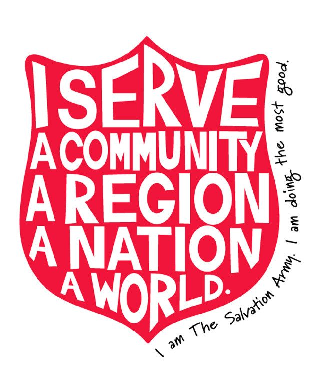 The Salvation Army ministers in more than 128 countries worldwide, and the Gospel is preached by its officers in 114 languages. To learn more, visit http://www.sandiego.salvationarmy.org/sierra_del_mar/brief_history.