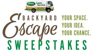 Scotts Lawn Service Backyard Escape Sweepstakes on http://hunt4freebies.com/sweepstakes