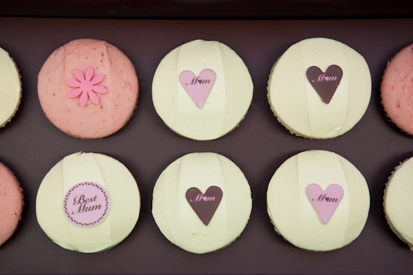 Mother's Day #cupcakes by #ghermez