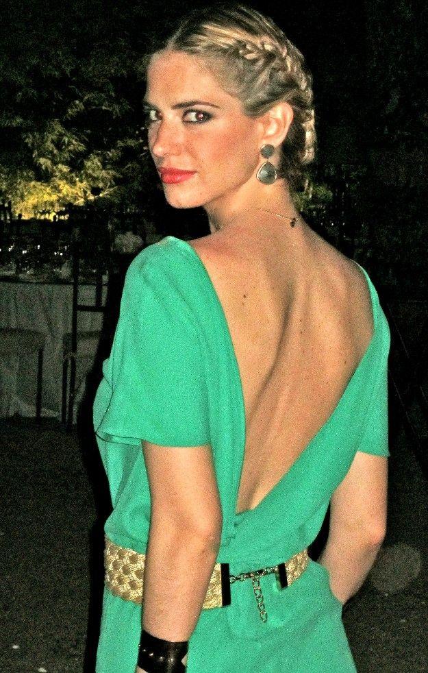 Las 25 mejores ideas sobre vestidos de noche de dise ador - Jorge vazquez facebook ...