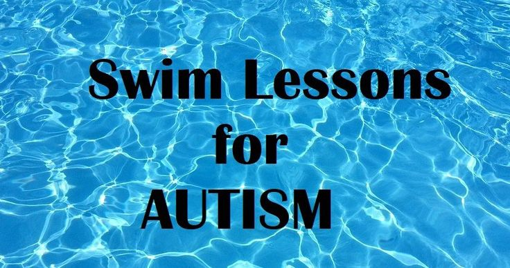 Swim Lessons for Autism - According to the National Autism Society, from 2009 to 2011, accidental drowning accounted for	91% of reported wandering-related deaths in children with autism. I really NEEDED to find swim lessons for Declan – but where? Here is where we found success!