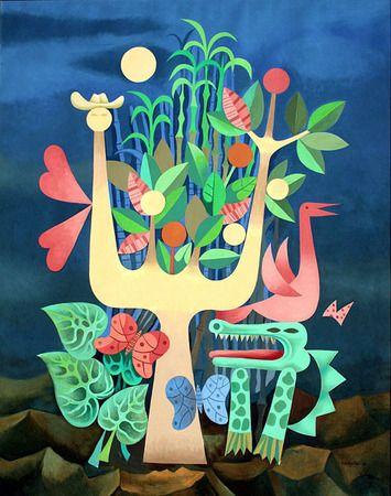 Diseño y cultura en latinoamérica • Mario Carreño Period: The Vanguard 1913 - 2000 ...