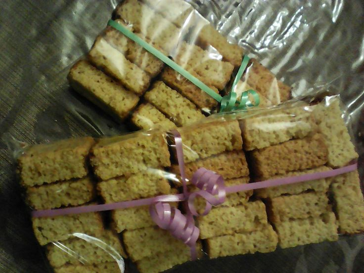 Traditional rusks