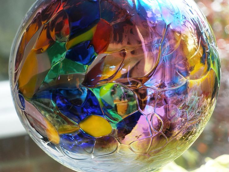 Friendship gifts glass friendship balls witch balls and