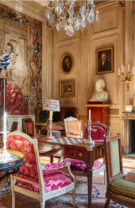 Joseph achkar michel charriere hotel du duc de gesvres for Hotel design 2h de paris