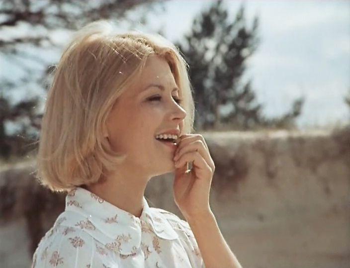 Советские актрисы: Лилита Озолиня