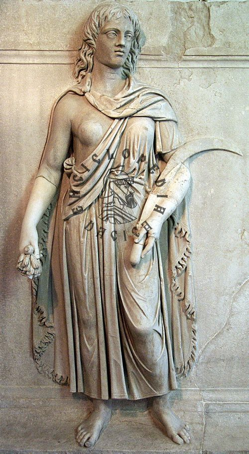 dacian woman