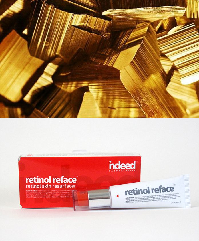 Retinols are a gold standard in skin care. Indeed Labs brings you retinol reface. Our tri-retinol formula is effective, fast, and less irritating than traditional retinols. Learn more at indeedlabs.com - #BeautyIndeed