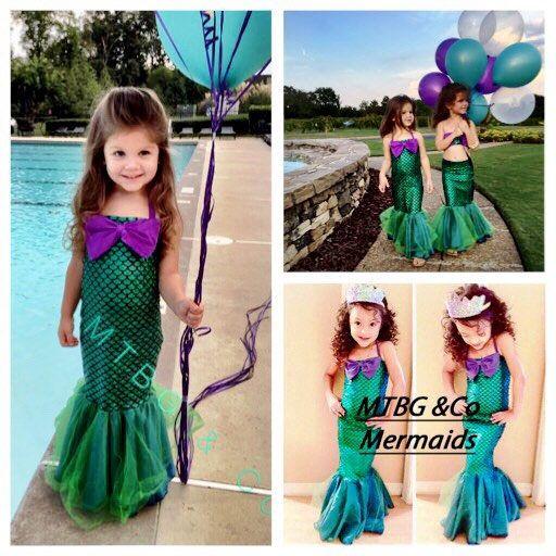 MERMAID STAR little mermaid dress mermaid dress costume