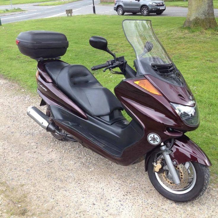 Yamaha YP250 Majesty Scooter 250cc Motor bike   eBay