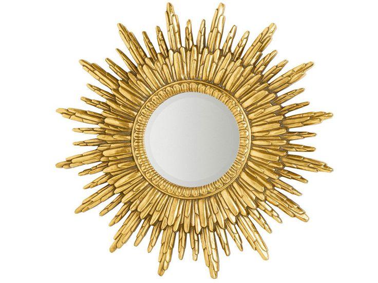 un sol de espejo
