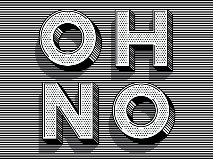 Oh No by Todd Wendorff