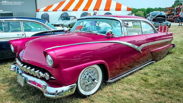 1956 Ford Kustom   Photographed @ the 2011 Fleetwood Country…   Flickr