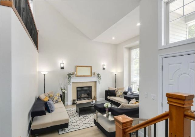 Living Room Home Staging Home Home Decor