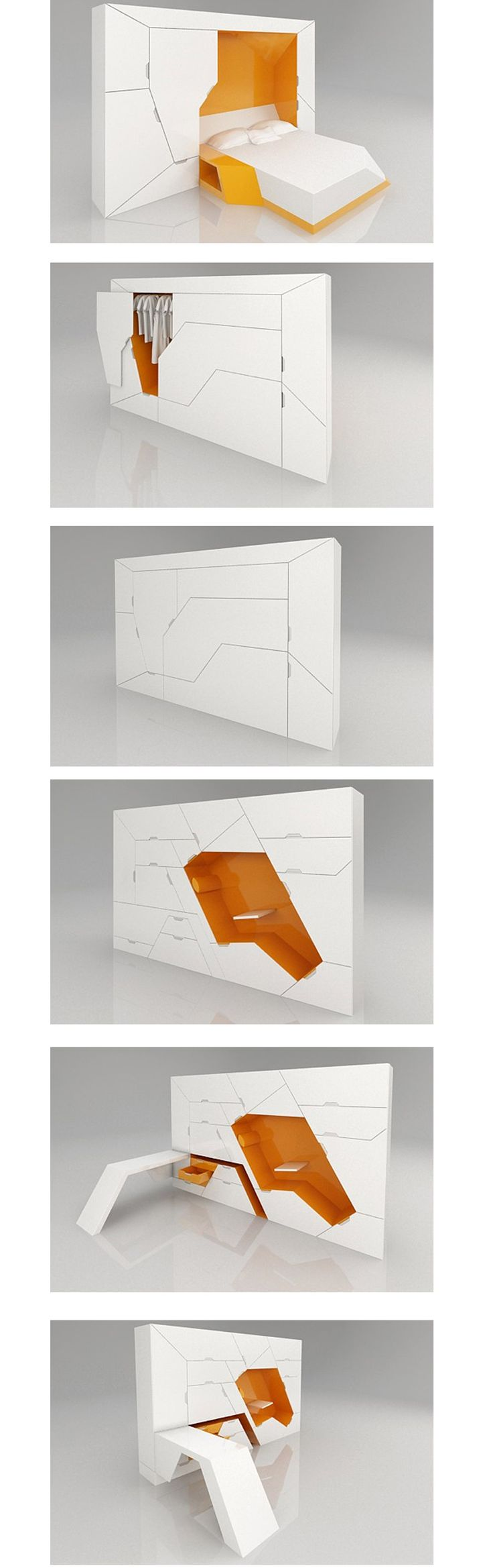 So clever! Minimalistic to the enth degree!
