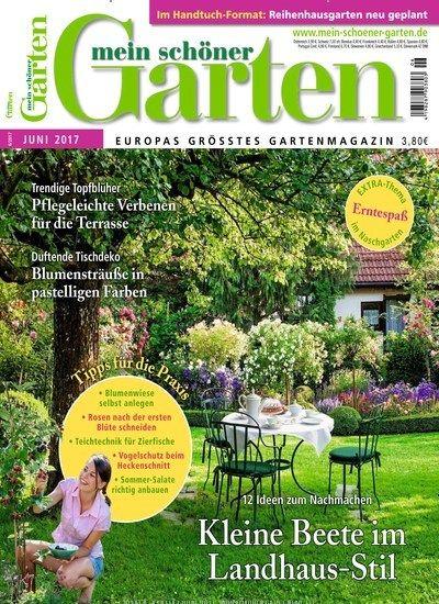 Fancy Aktuelle Ausgabe Archivausgaben oder eAbo von Mein sch ner Garten bestellen und mehr ber Wohnen u Garten erfahren Lesen im Web u per App