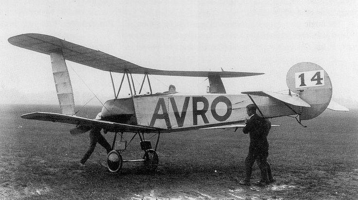 """1914 Avro 511 """"Arrowscout"""""""