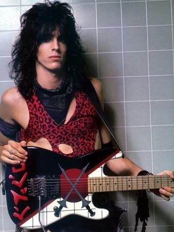 Ratt-  Warren DeMartini
