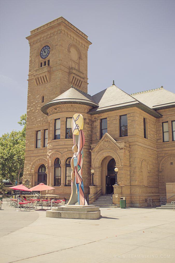 Museum of Art in San Jose California
