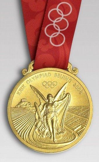 Medalla Beijing 2008