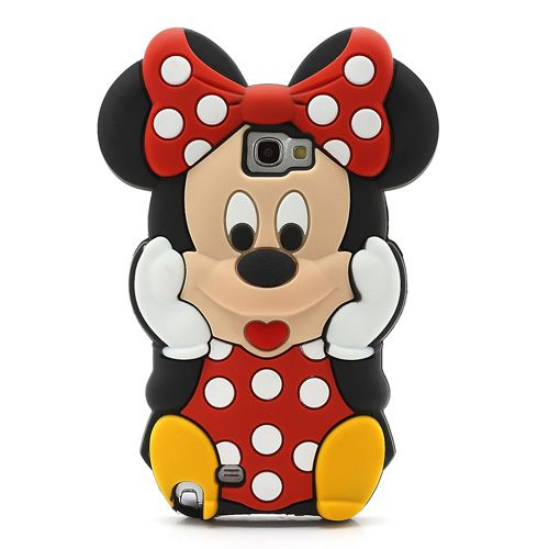 Coque Samsung Galaxy Note 2 Minnie Mouse