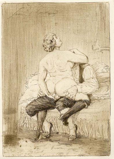 Victorian porn books are