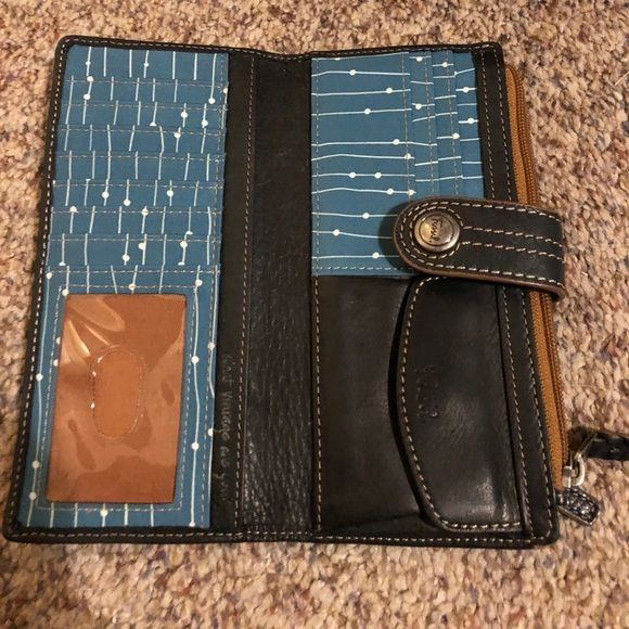 Fossil Handbags - Fossil wallet