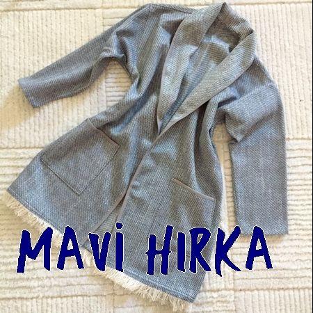 Mavi Hırka Dikimi... Ayrıntılar www.merving.com 'da...  #kimono #kimonodikimi #kimonokalıbı #sewing #sew #basic #diktiklerim #dikiş #skirt #dress #etek #kolayetek #diy #doityourshelf #pattern #kalıp #kolaydikiş #kendinyap #tutorial #yenileme #merving #mervingcom #mervingdesign #dikiş #dikişteknikleri #handmade #homemade #singer #easysewing #dress #etek #kolayetek