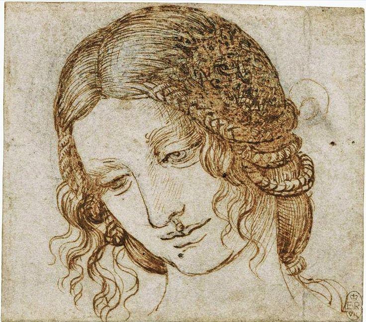 Explore Leonardo Da Vincis Anatomical Sketches and Lesser