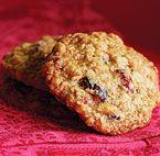 Jumbo Cranberry Oatmeal Jumbles--said to be fabulous