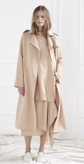 C & M Andover Trench Coat | ARCHFASHION