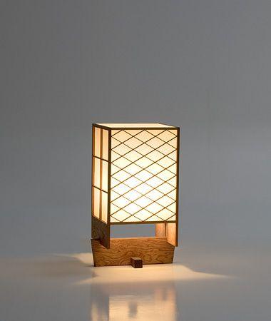 【ミングレンアンドンH】ジョージナカシマの照明器具・ランプ|商品紹介|桜製作所