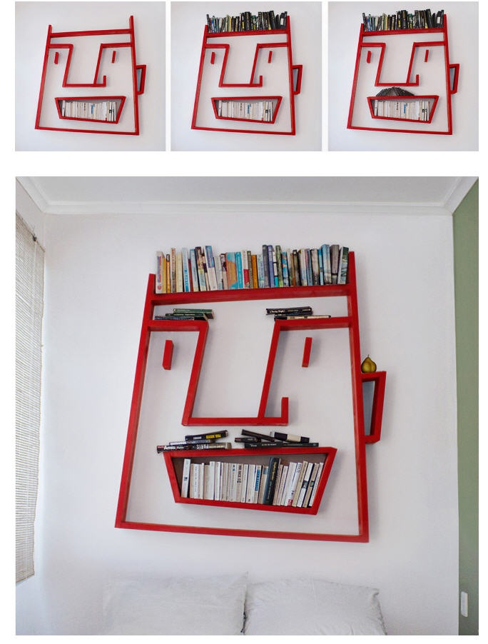 Different Bookshelves 113 best bookshelves collection images on pinterest | bookshelves