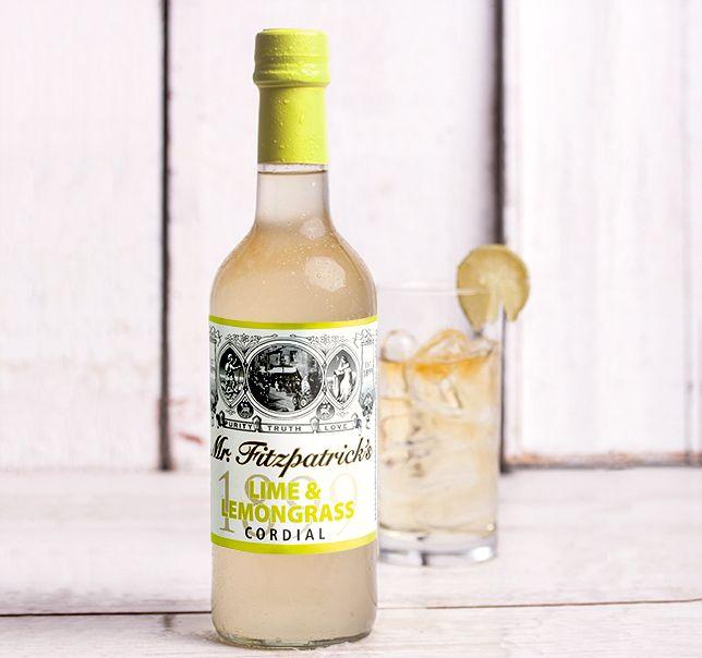 Lime & Lemongrass Getränkesirup