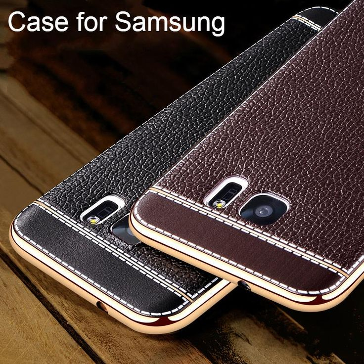Case for Samsung s7edge S7 mobile phone mobile phone shell protection bags silicone soft shell for S6 straight models anti-knock