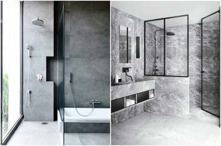 Ванная комната в стиле минимализм #interior #мебель #дизайн #интерьер #дом #уют #декор